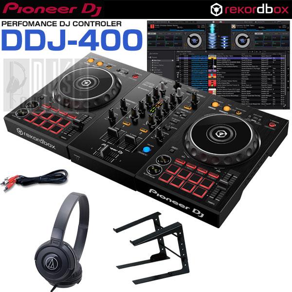 DJ機器, DJコントローラー Pioneer DJ DDJ-400 DJD