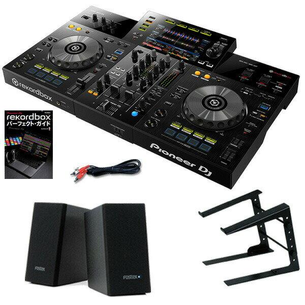 DJ機器, DJコントローラー Pioneer DJ XDJ-RR DJC 3