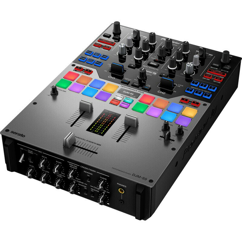 DJ機器, DJミキサー Pioneer DJ DJM-S9-S EXFORM USB or
