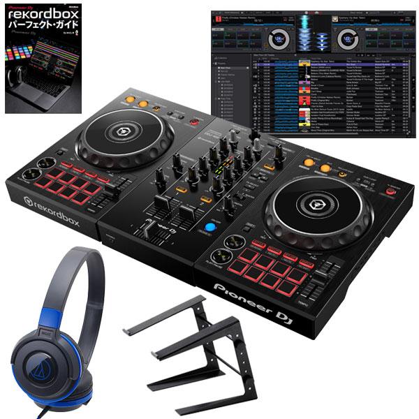 DJ機器, DJコントローラー Pioneer DJ DDJ-400 ATH-S100BBL PC rekordbox