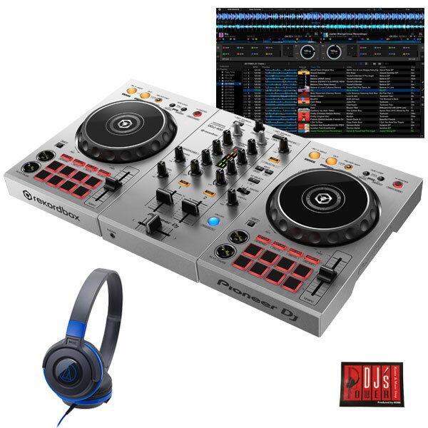DJ機器, セット Pioneer DJ DDJ-400-S ATH-S100BBL DJrekordbox dj 648262