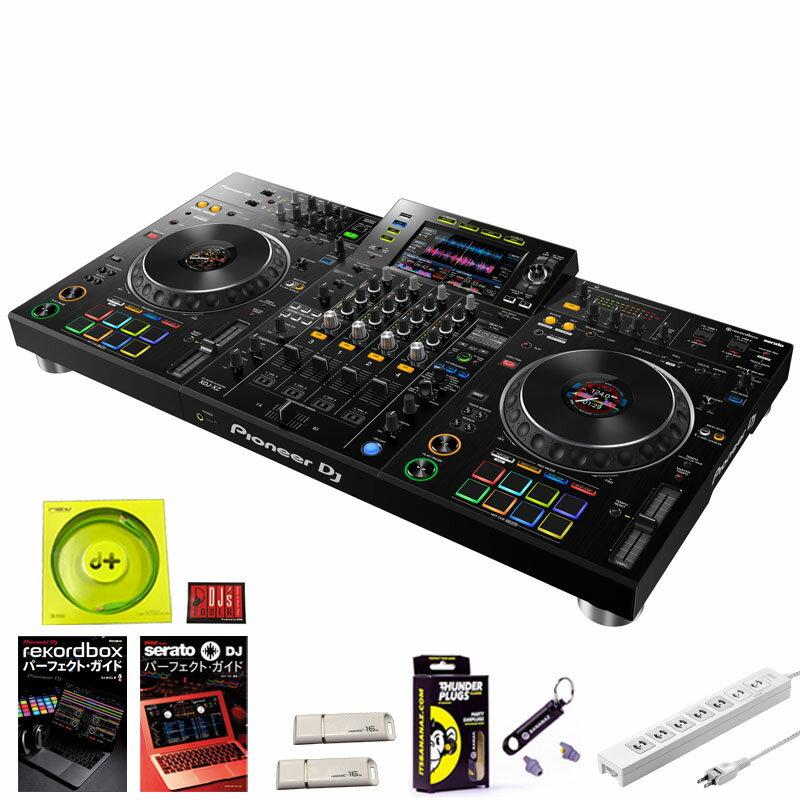 DJ機器, DJコントローラー Pioneer DJ XDJ-XZ7Power DJs ikbp1Pioneer DJ