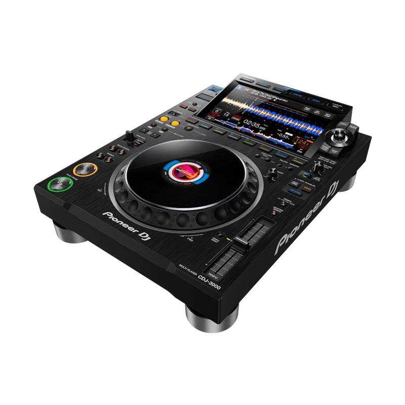 DJ機器, CDJプレイヤー Pioneer DJ CDJ-3000