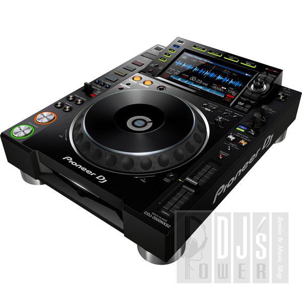 DJ機器, CDJプレイヤー Pioneer DJ CDJ-2000NXS2DECKSAVER EXFORM USB RCA