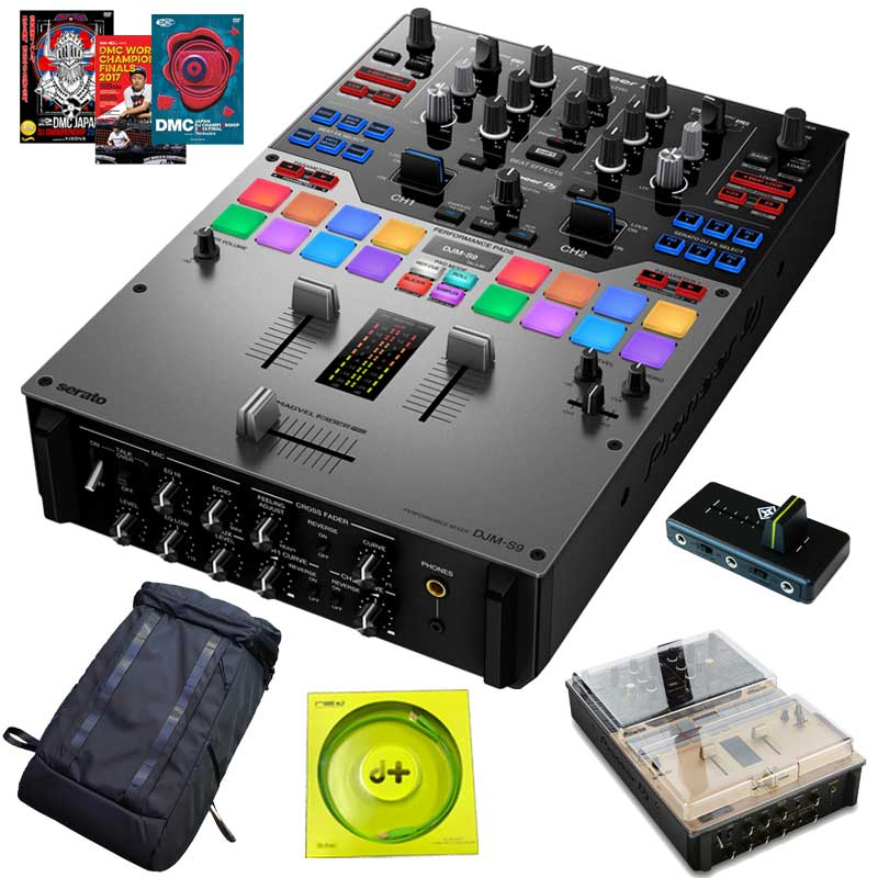 DJ機器, DJミキサー Pioneer DJ DJM-S9-S 7 2019DMC