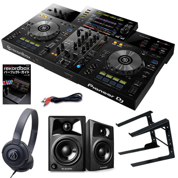 PA機器, モニターヘッドホン Pioneer DJ XDJ-RR AV42 LT100B PC ATH-S100BKSET