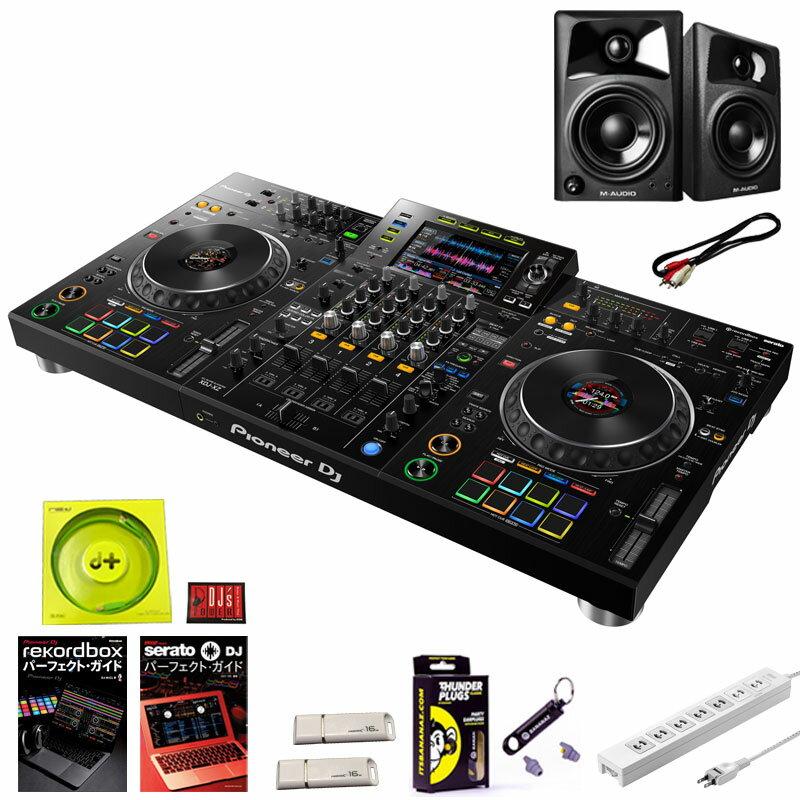 DJ機器, セット Pioneer DJ XDJ-XZ AV42 7 USBDJrekordbox djSerato DJ Pro