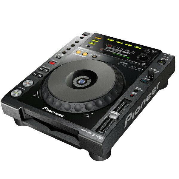 DJ機器, CDJプレーヤー Pioneer DJ CDJ-850-K 16GBUSB