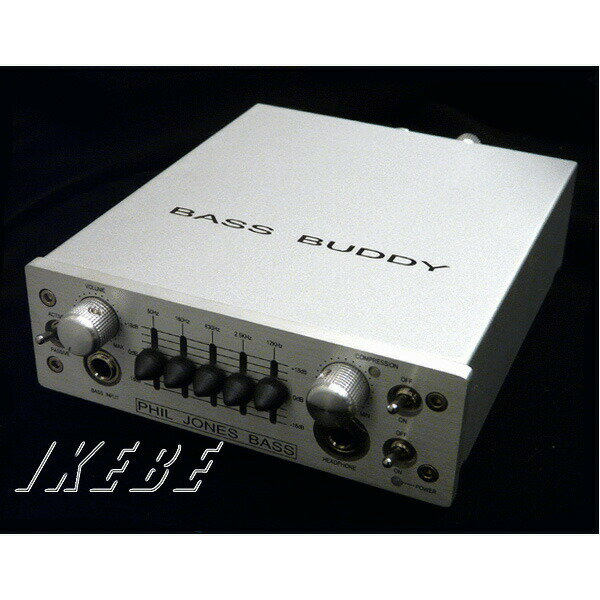 DAW・DTM・レコーダー, その他 PJB Phil Jones Bass Bass Buddy (D.I.)