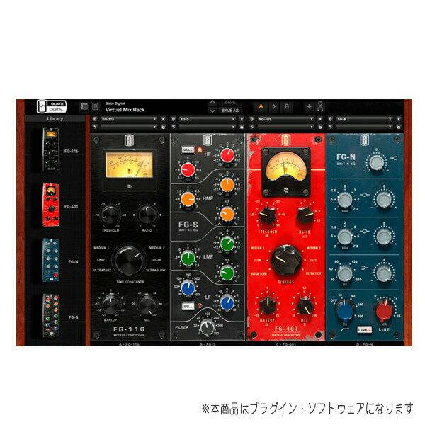 SLATE DIGITAL Virtual Mix Rack (VMR)【オンライン納品専用】※代金引換、後払いはご利用頂けません。画像