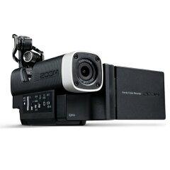 ズーム・ハンディ・ビデオレコーダーZOOM Q4