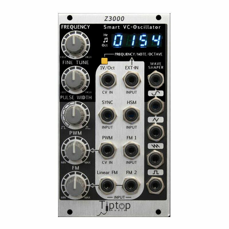 ピアノ・キーボード, キーボード・シンセサイザー Tiptop Audio Z3000 Smart VCO MKII