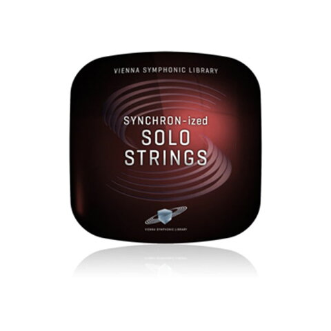 Vienna SYNCHRON-IZED SOLO STRINGS 【簡易パッケージ販売】