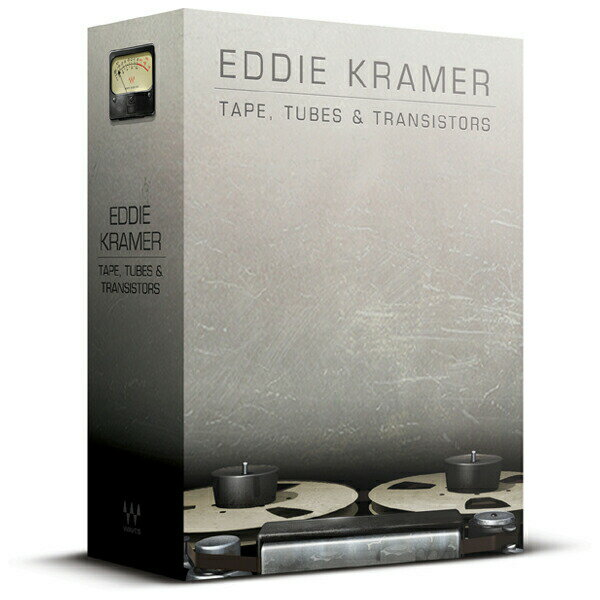 PCソフト, 音楽制作 WAVES Eddie Kramer Tape, Tubes TransistorsWAVES
