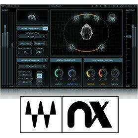 WAVES Nx - Virtual Mix Room over Headphones(オンライン納品専用) ※代金引換、後払いはご利用頂けません。【WAVESプロモーション特価】画像