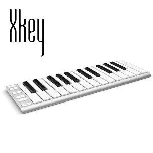 コンパクトでスタイリッシュな薄型USB/MIDIキーボードXkey(エックスキー)Xkey by CME(USB/MIDI...
