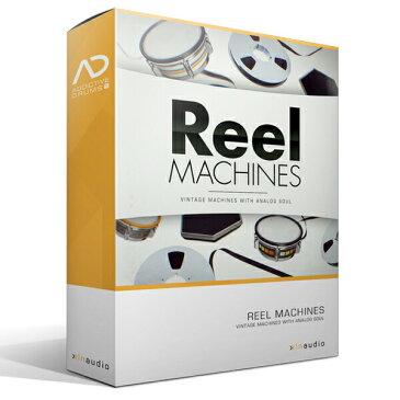 XLN AudioAddictive Drums2 Reel Machines ADPak【Addictive Drums 2専用拡張音源】【簡易パッケージ販売】