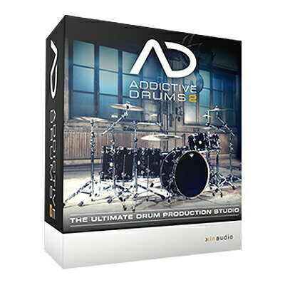 DAW・DTM・レコーダー, 音源 XLN Audio Addictive Drums 2