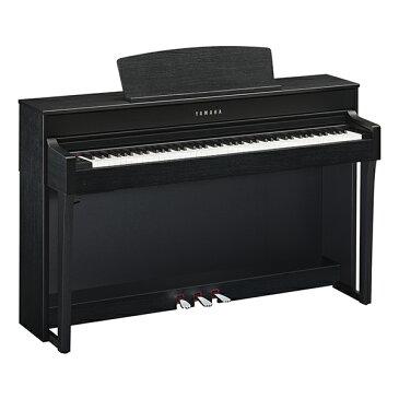YAMAHA CLP-645B【ブラックウッド調】 【電子ピアノ】※代金引換はご利用頂けません。