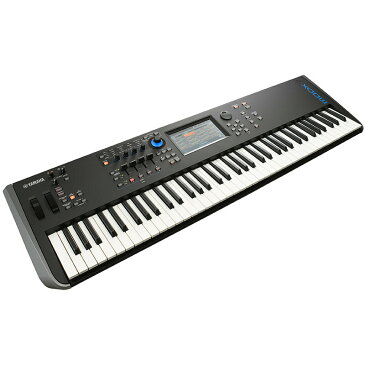 YAMAHA MODX7【76鍵盤】【MONTAGE直系・軽量シンセ】【p5】