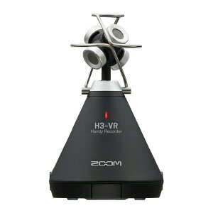 ZOOM H3-VR(360°Virtual Reality Audio Recorder)