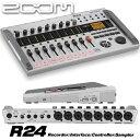 1台4役!多機能モデル!【即納OK!!】◆ZOOM / R24 【送料無料】【Cubase LE5同梱】