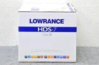 新品■ローランス/ロランス魚群探知機/魚探HDS-7Gen2■HDS7Gen2■日本語モデル/日本語マニュアル付