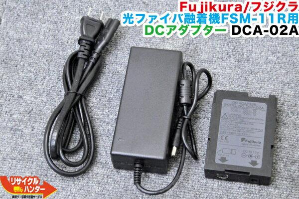電動工具本体, その他 Fujikura FSM-11R ACDC AC-DC12-4A DC DCA-02DCA-02AFSM-11R FSM-11S