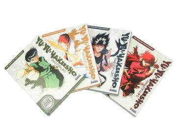 【送料無料】海外版 YUYUHAKUSHO(幽遊白書)DVD 全巻セット【中古】