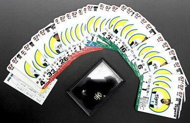 【タカラ】昭和57年度プロ野球カード(阪神)【中古】