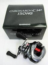 【シマノ(SHIMANO)】CHRONARCHC14+150HGベイトリール【中古】【送料無料】