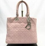 【送料無料】Dior/ディオールトートバッグ【中古】