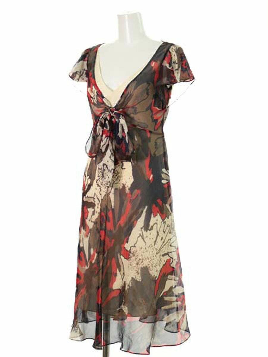 レディースファッション, ワンピース DIANEvon FURSTENBERG 100 2 22743-HA0219