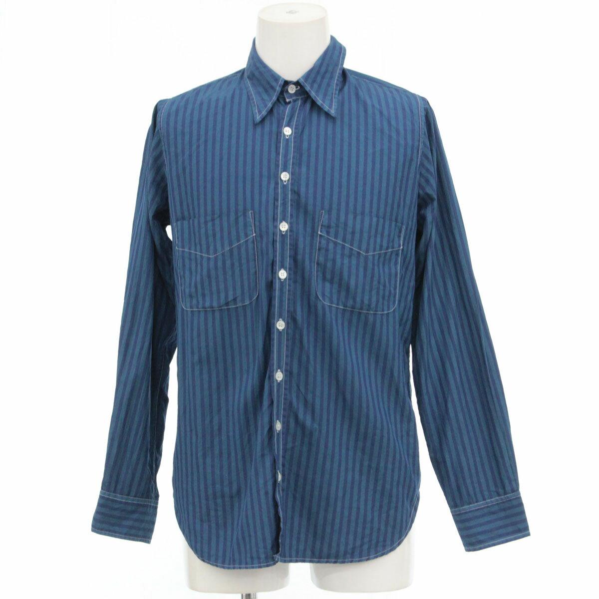 トップス, カジュアルシャツ Paul Harnden S blue
