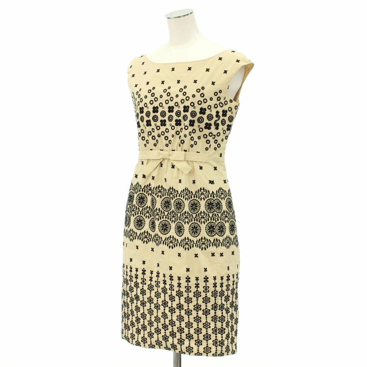 レディースファッション, ワンピース TOCCA 2 beige