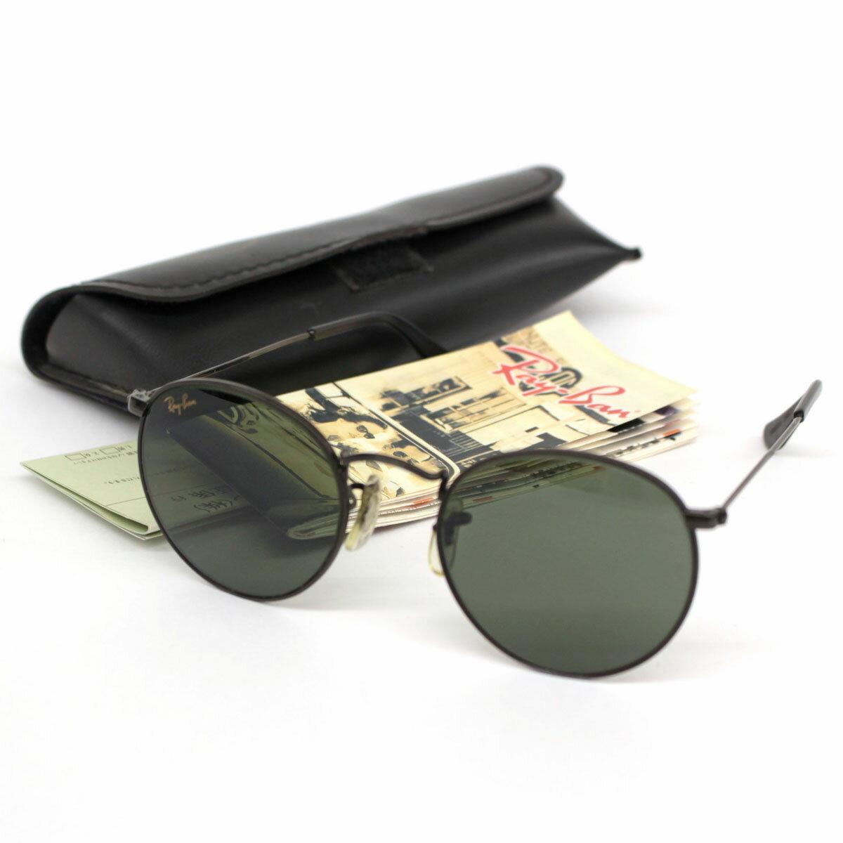 眼鏡・サングラス, サングラス Ray-Ban W0604 black G-15BLUSA