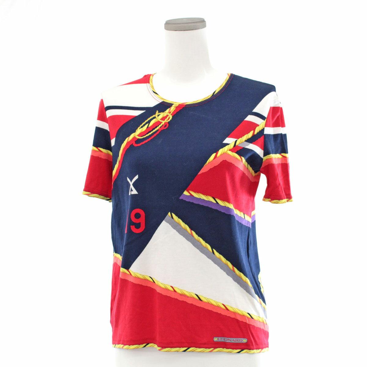 トップス, Tシャツ・カットソー LEONARD M 100