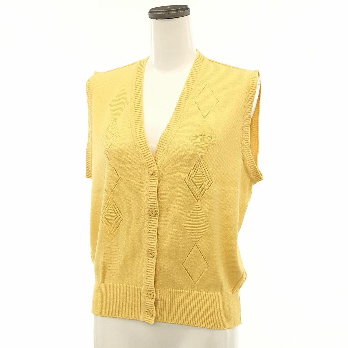 レディースウェア, ベスト BALENCIAGA Golf M yellow V