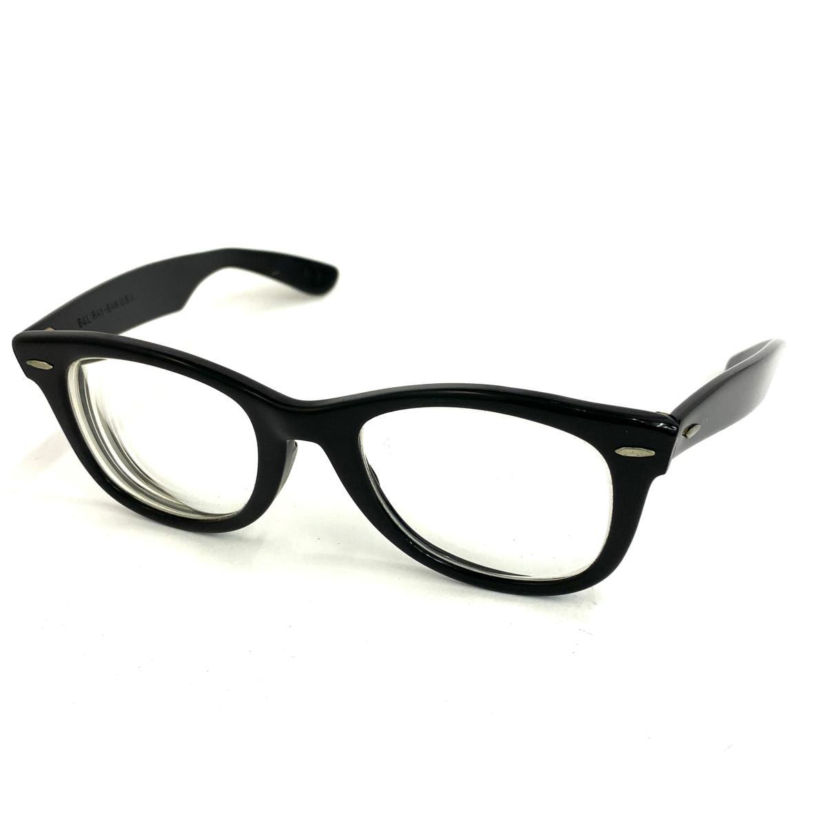 眼鏡・サングラス, サングラス Ray Ban USA blackKI1004