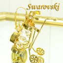 スワロフスキー 置物 1322 ゴルフ ゴルフセット ゴルフバッグ golf クリスマス 誕生日 ギフト swarovski