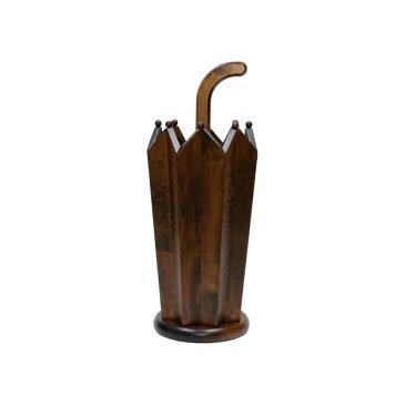 傘立て おしゃれ 木製 イタリア製 アンブレラスタンド 傘入れ 傘スタンド かわいい 姫系 雑貨 51483