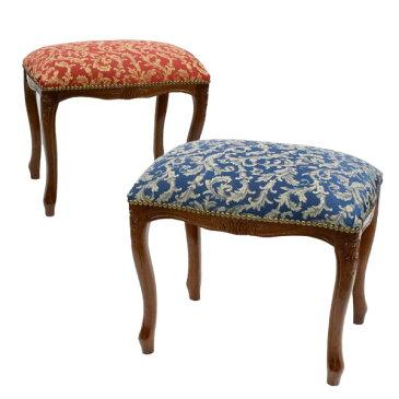 スツール 椅子 木製 おしゃれ イタリア製 Mサイズ 姫系 家具 イス いす ビーチ材