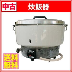 【中古】:リンナイ ガス炊飯器 幅525×奥行481×高さ421(mm)RR-40S1【 炊飯…