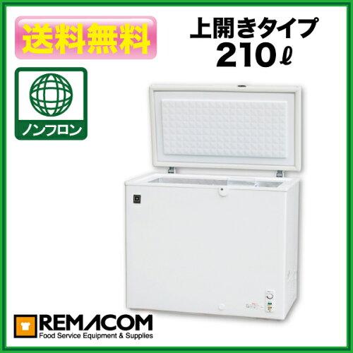 冷凍庫:レマコム 冷凍ストッカー RRS-210CNF 210L 冷凍庫 業務用