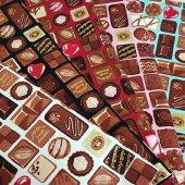 【オックス】リアルチョコレート粒柄