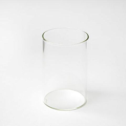 ボロシル ヴィジョングラス M 295ml (グラス コップ カップ 容器 キャニスター ココット ガラス 食器 インド 雑貨 BOROSIL VISION GLASS ビジョングラス)