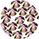 スワロフスキー SWAROVSKI 《SS12》クリスタルライラックシャドウ 144粒[#2058]【メール便(ネコポス)対応】【スワロフスキー/ジェルネイルパーツ】 【c&dネイリスト情報 コスメ&ドラッグNY】