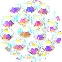 SWAROVSKI(スワロフスキー)#2088 SS16 オーロラ(18粒)【ネイルアート、ラインストーン】【コスメ&ドラッグNY】0824楽天カード分割【メール便(ネコポス)対応】