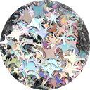 SARURU(サルルプロジェクト)【キラキラハッピーホログラム】ブリリアントカットホログラム HG113 シルバーオーロラ【ラメ/グリッター/ホロ】【コスメ&ドラッグNY】0824楽天カード分割【メール便(ネコポス)対応】