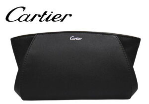 163f485525af カルティエ(Cartier). 【Cartier】カルティエ ポーチ/クラッチバッグ ...